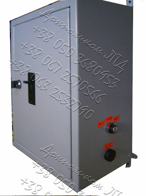 Я8501, Я8901 крановые панели ввода и защиты 8