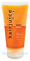 Маска для окрашенных волос папайя и мандарин, 150мл, HAIR JUICE, BRELIL, фото 1