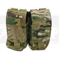 Подсумок Double M16 Mag Pouch Multicam Pantac