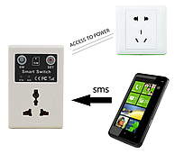 GSM розетка Smart Security SC1-GSM (Smart Socket)