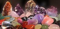 Самоцветы и полудрагоценные камни - наши добрые помощники.