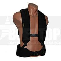 Ременно плечевая система Black Squall