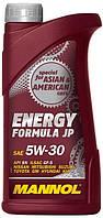 Синтетическое моторное масло MANNOL ENERGY FORMULA JP 5W-30 1L