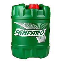 Полусинтетическое масло для грузовых автомобилей   FANFARO  TRD-W UHPD  20L