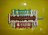 Переключатель ПМ-023 ( 11НЕ-023 ) 6-ти позиционный производство Италия, фото 2