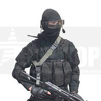 Ремень тактический 1-точечный Black Squall
