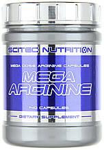 Аминокислота аргинин MEGA ARGININE 140 капсул