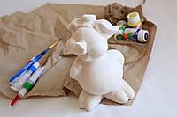 Детские товары для творчества. Поросенок.