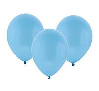 Шарик воздушный голубой