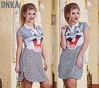 Платье летнее,  ат3211 ДГ
