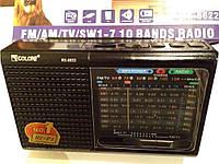 Радиоприемник Радио USB МP3 RX-6633 Аккумулятор