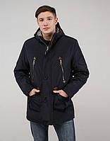 Весенняя куртка парка мужская молодежная