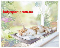 Спальное место для кота на окне Sunny Seat window mounted cat bed   , фото 1
