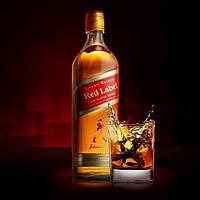 Johnnie Walker Red Label 40% 1L