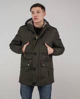 Молодежные мужские куртки парки весна осень