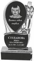 Заказать гранитные памятники от производителя Житомир(Образцы №323)