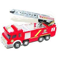 BIG MOTORS SY732 Пожарная машина с лестницей
