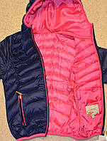 Весенняя куртка на тонком синтепоне. на 8.10.12.14.16 лет