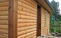 Блок-хаус 130х33х4000 Сосна