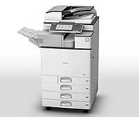 Ricoh MP C2503ZSP – полноцветный мфу формата а3. Принтер/сканер/копир.
