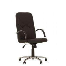 Кресло руководителя Manager steel chrome Comfort