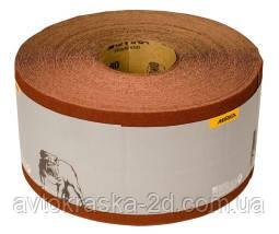 Крупноабразивная бумага MIRKA Hiflex Р 40 рулон (115мм.*50м.)