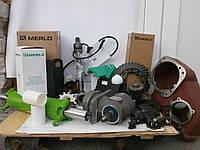 Оригинальные запчасти к телескопическим погрузчикам Merlo