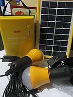 Кемпинговый фонарь GC-601A на солнечной батареи + USB порт, Оптом в Харькове
