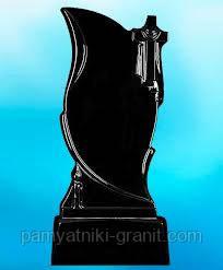 Фігурні пам'ятники з гранитнв Житомир(Зразки №343)