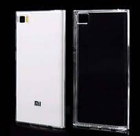 Силиконовый чехол для Xiaomi Mi 3