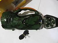 Светодиодный аккумуляторный фонарь YJ-2807 (ручной, настольный), Оптом в Харькове