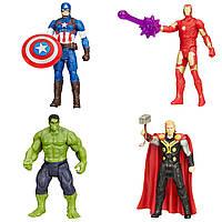 B0437 AVN Фигурки Мстителей 9,5 см.