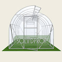 Теплица арочная Мітлайдера 2,5 Solidprof (эконом)