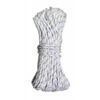 Шнур полипропиленовый плетеный, Украина,D 8 мм, 20 м