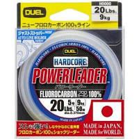 Флюрокарбон Yo-Zuri Hardcore Powerleader FC 50m