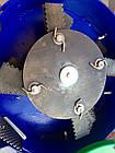 Зернодробилка Млинок Винница под мотор, фото 9