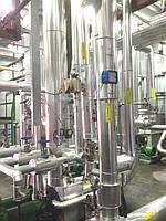 Изоляции криогенных систем амиаком и азотом