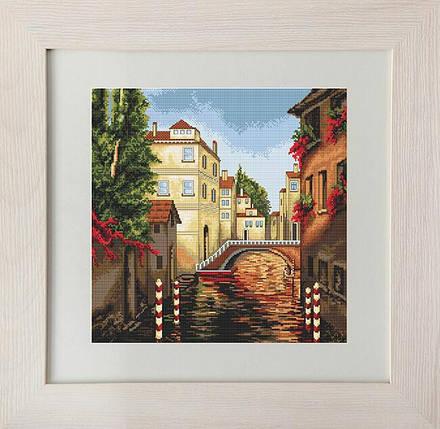"""Набор для вышивания нитками  """"Венеция"""", фото 2"""