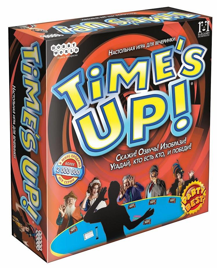 """Настольная игра """"Time's Up!"""" Hobby World"""