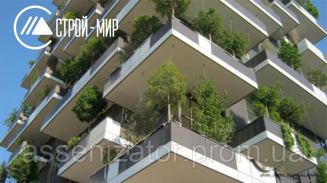 Вертикальный лес – новинка архитектуры