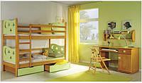 Кровать двухъярусная JAREK