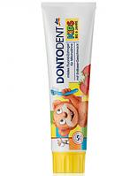 Детская зубная паста Dontodent До 6 лет 100 мл Германия