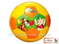 Мяч футбольный Винни-Пух