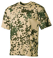 Камуфляжная футболка BW Тропентарн.