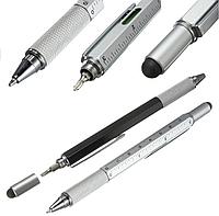 Ручка шариковая, универсальная 7 в 1