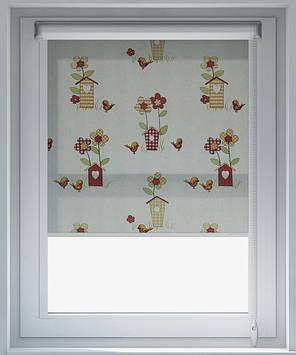 Кассетные рулонные шторы пластиковые, фото 2