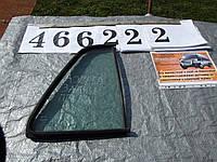 Стекло форточка задней левой двери Фольксваген Гольф2