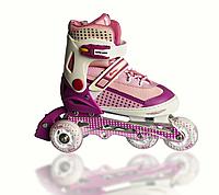 Роликовые коньки раздвижные Amigo Sport Cheeky, фото 1