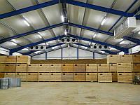 Овощехранилище.Оборудование для хранения картофеля MOOIJ (Голландия)