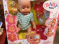 Baby  Born   Пупсик с аксессуарами